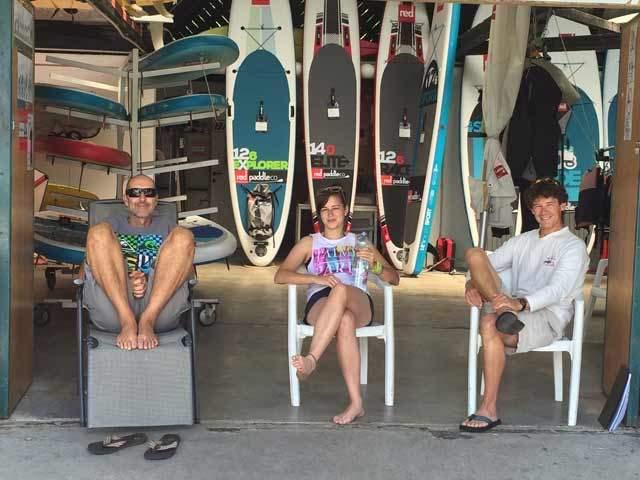 Szörf és SUP kölcsönző Tihanyban
