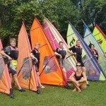 Szörfiskola csoport kép
