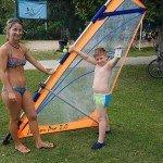 Gyerek szörf igazolvány
