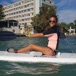 Szörf oktató
