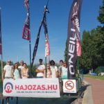 Szörf és vitorlás csapat 2017