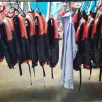 Szörfözéskor mentőmellény viselete kötelező a Balatonon!