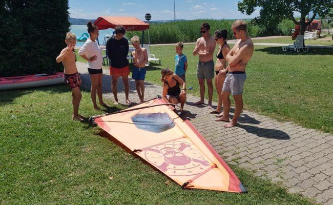 Elméleti szörf oktatás